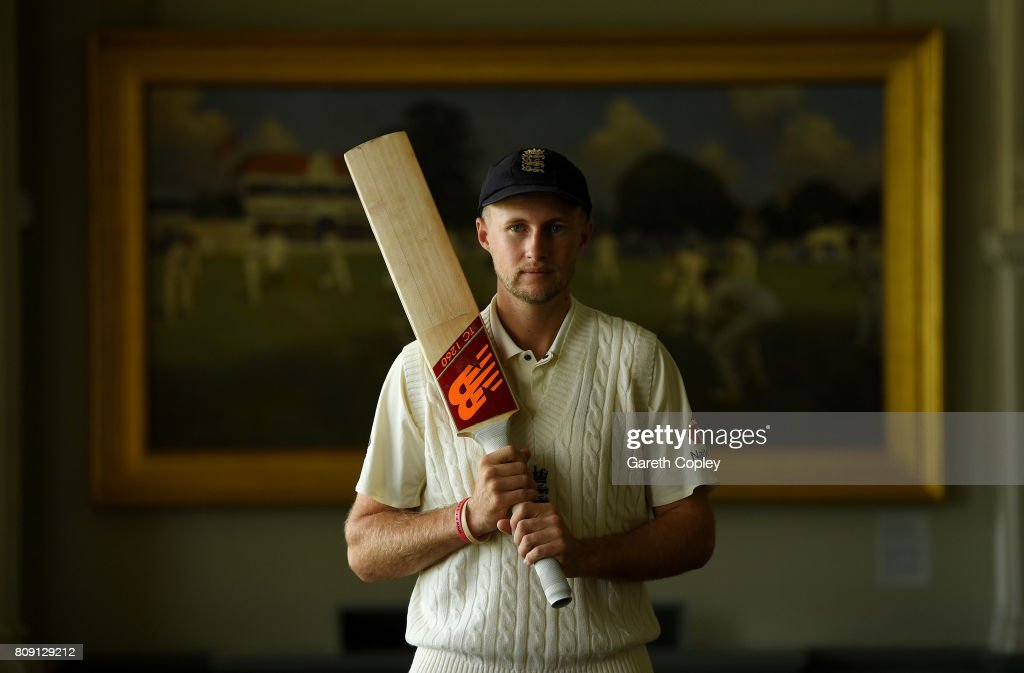 Joe Root Photoshoot