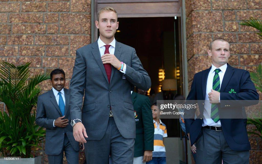ICC World Twenty20 - Captains Portraits