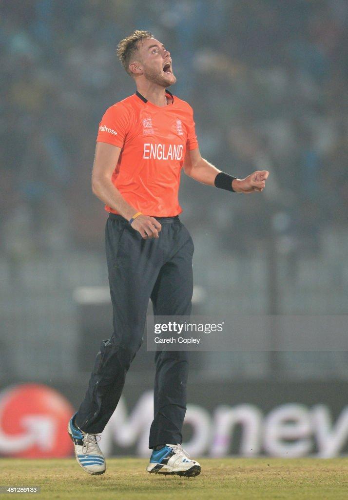 England v South Africa - ICC World Twenty20 Bangladesh 2014