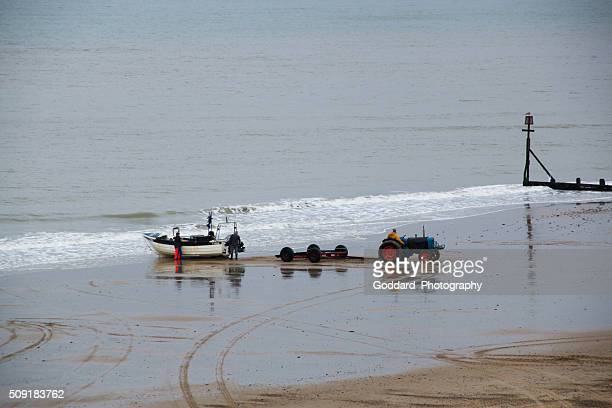 England: Cromer Beach