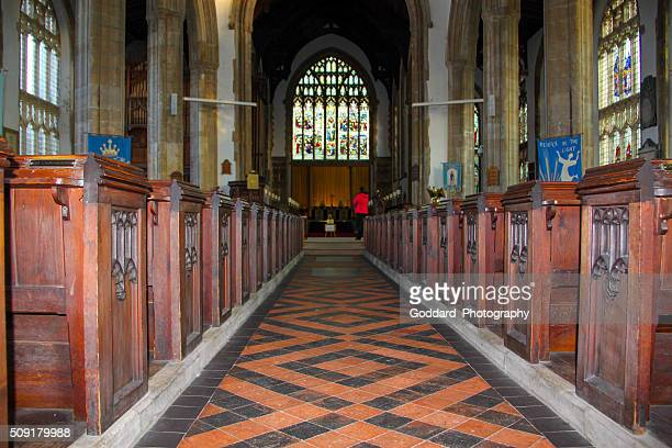 England: Cromer Parish Church