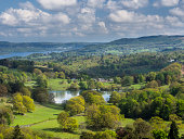 England, Cumbria, Lake District National Park.