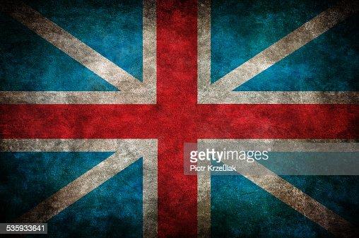 England flag : Stock Photo