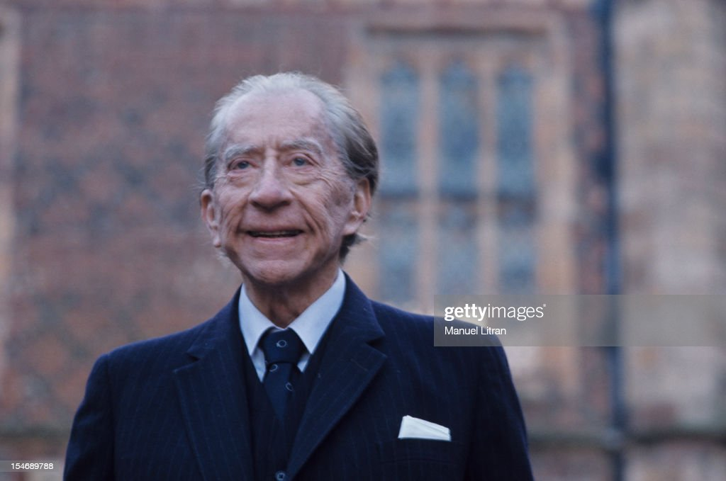 England In January 1973 Billionaire Paul Getty Home His
