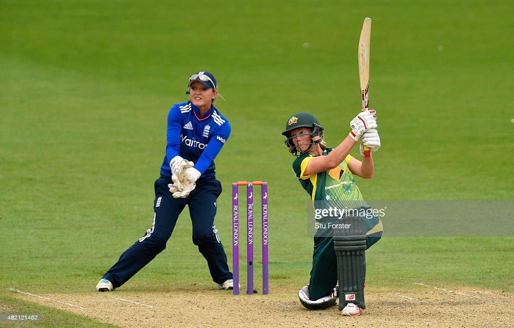 England Women v Australia Women: Women's Ashes Series - 3rd Royal London ODI