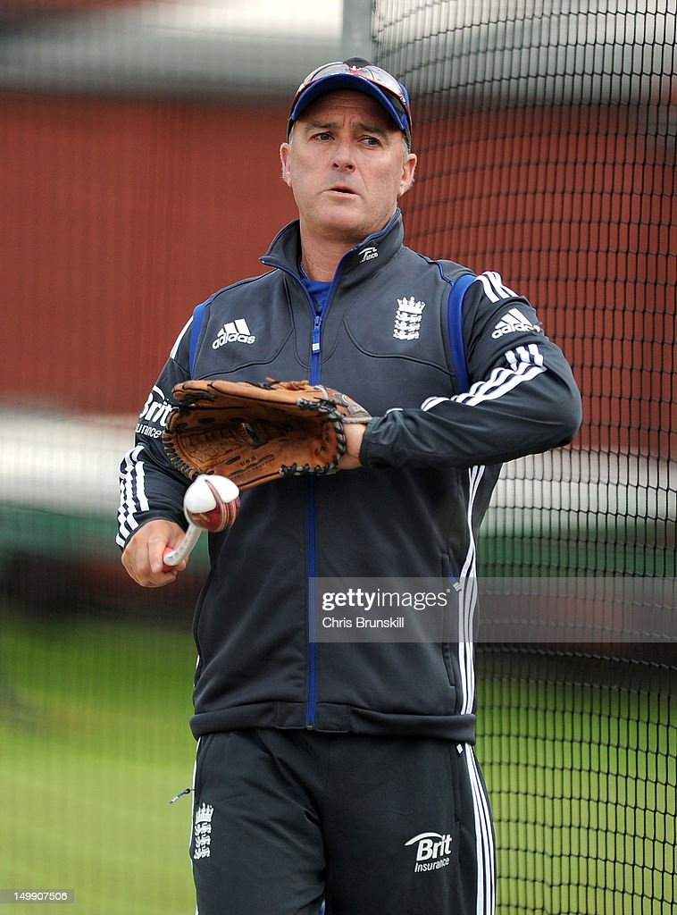 England Lions and Australia A Nets Session