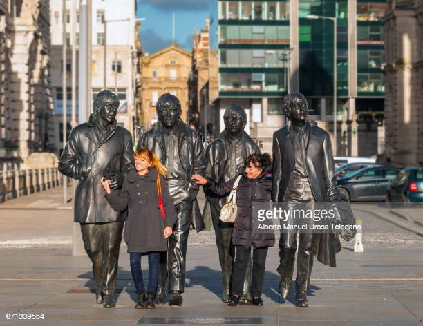England, Liverpool, The Beatles