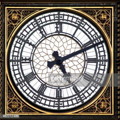 Uk England London Big Ben Clock - 223.1KB