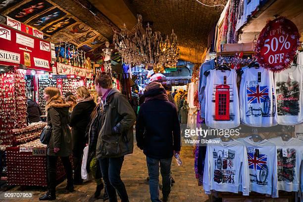 England, London, Camden Market