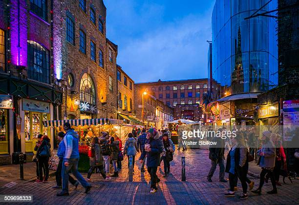 England, London, Camden