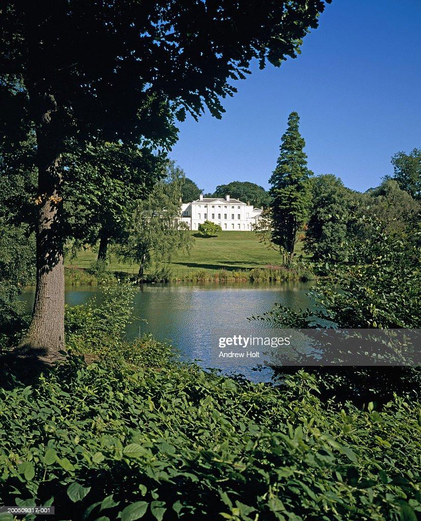 England, London, Hampstead Heath, Kenwood House : Stock Photo