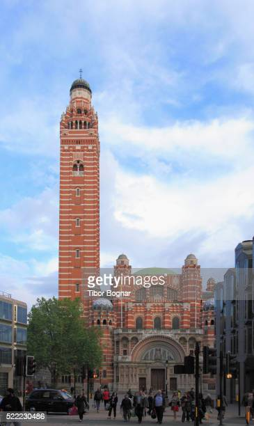 England, London, Westminster Cathedral,