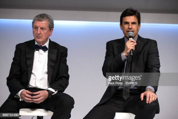England manager Roy Hodgson and Wales' manager Chris Coleman