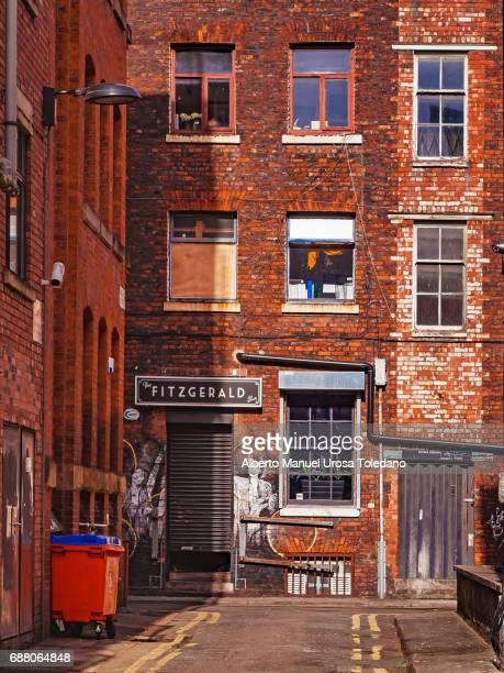England, Manchester, Bradley st.