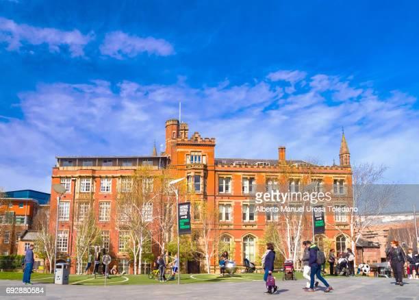 England, Manchester, Chetham's School of Music