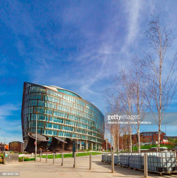 England, Manchester, Cooperative HQ - One Angel square