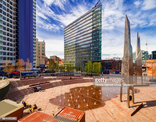 England, Manchester, Greengate Square