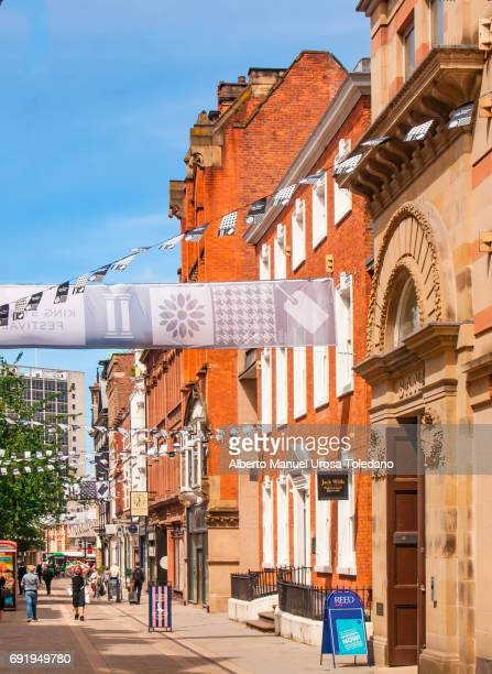 England, Manchester, King Street