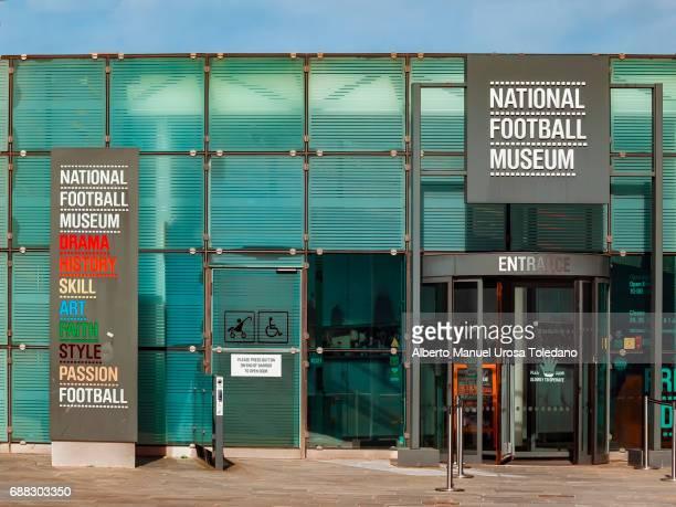 England, Manchester, National Football Museum