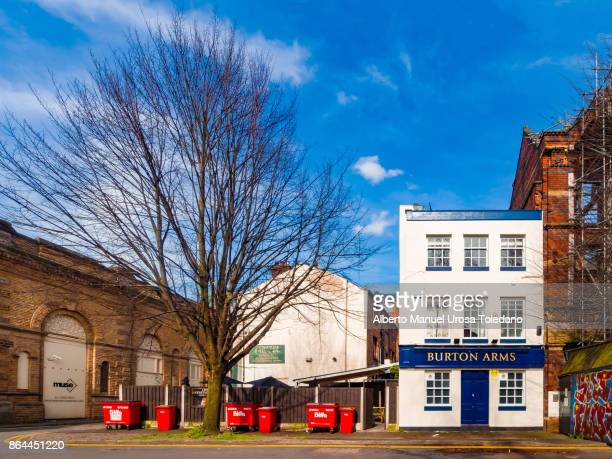 England, Manchester, pub in Swan street