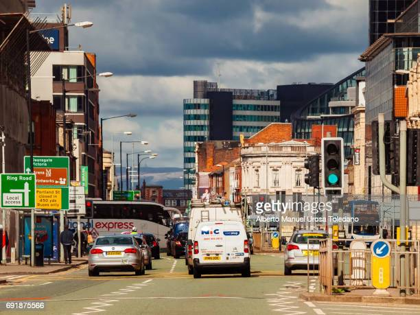 England, Manchester, Ring Road