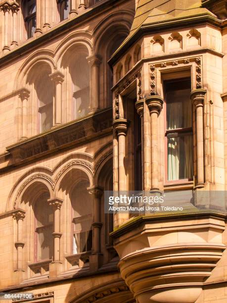 England, Manchester,Town Hall