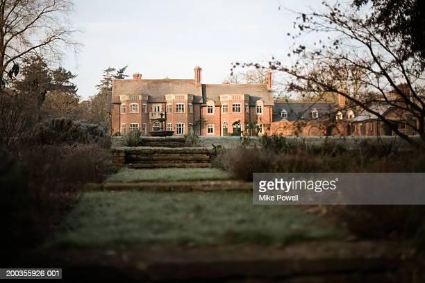 England, New Forest, Beaulieu, Lady Cross Lodge