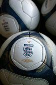 England official match balls