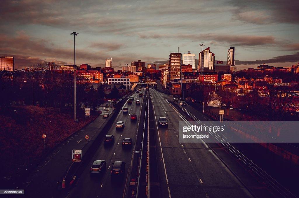 UK, England, Road to Leeds