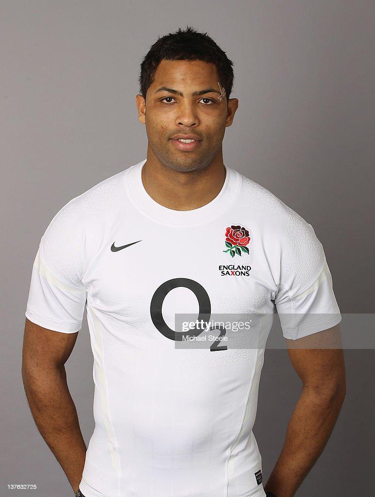 England Saxons Rugby Union Headshots