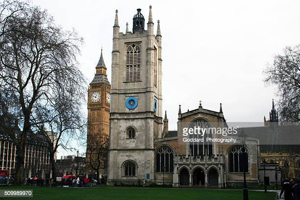 England: St Margaret's Church in London