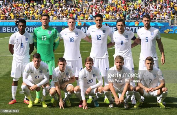 England Team Group Daniel Sturridge Ben Foster Phil Jones Chris Smalling Frank Lampard Gary Cahill Ross Barkley James Milner Adam Lallana Luke Shaw...