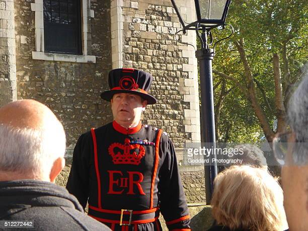 England: Tower of London
