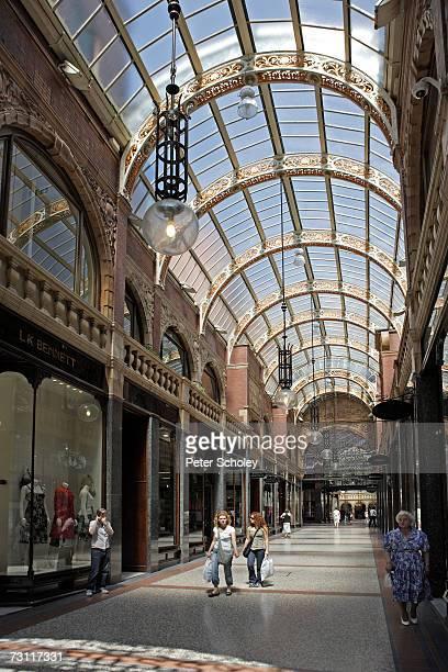 England, West Yorkshire, Leeds, County Arcade