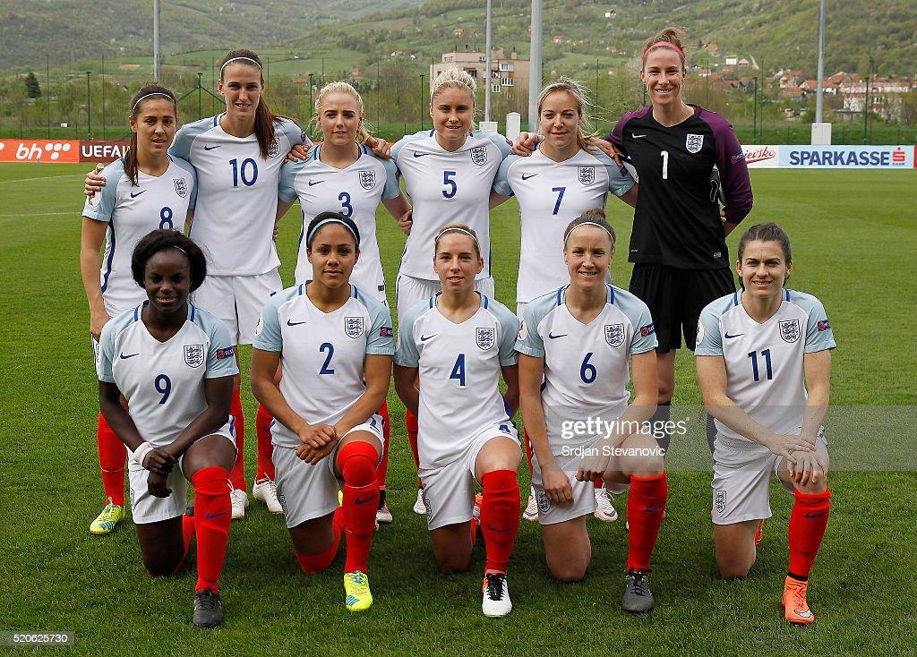 UEFA Women's European Championship Qualifier   Getty Images