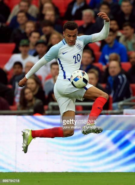 England's Dele Alli