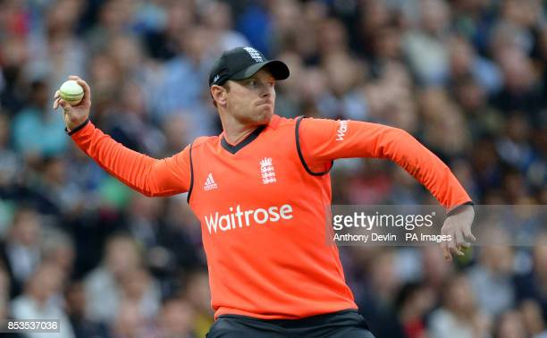 England's Ian Bell during the International T20 at The Kia Oval London
