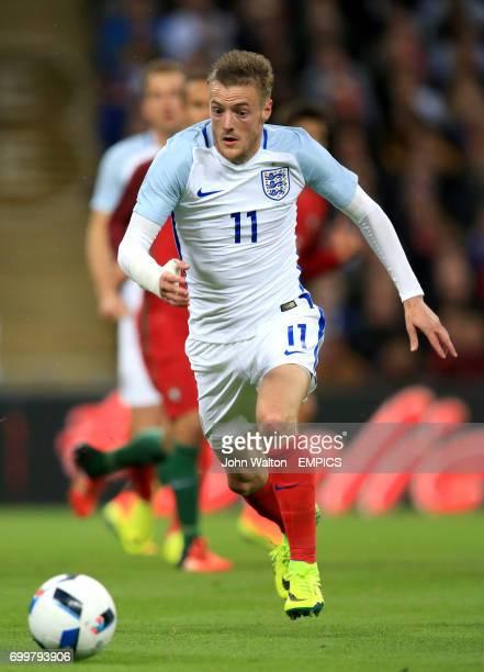 England's Jamie Vardy