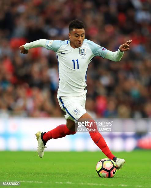 England's Jesse Lingard