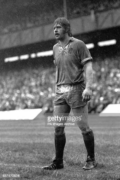 England's John Scott in a muddy shirt