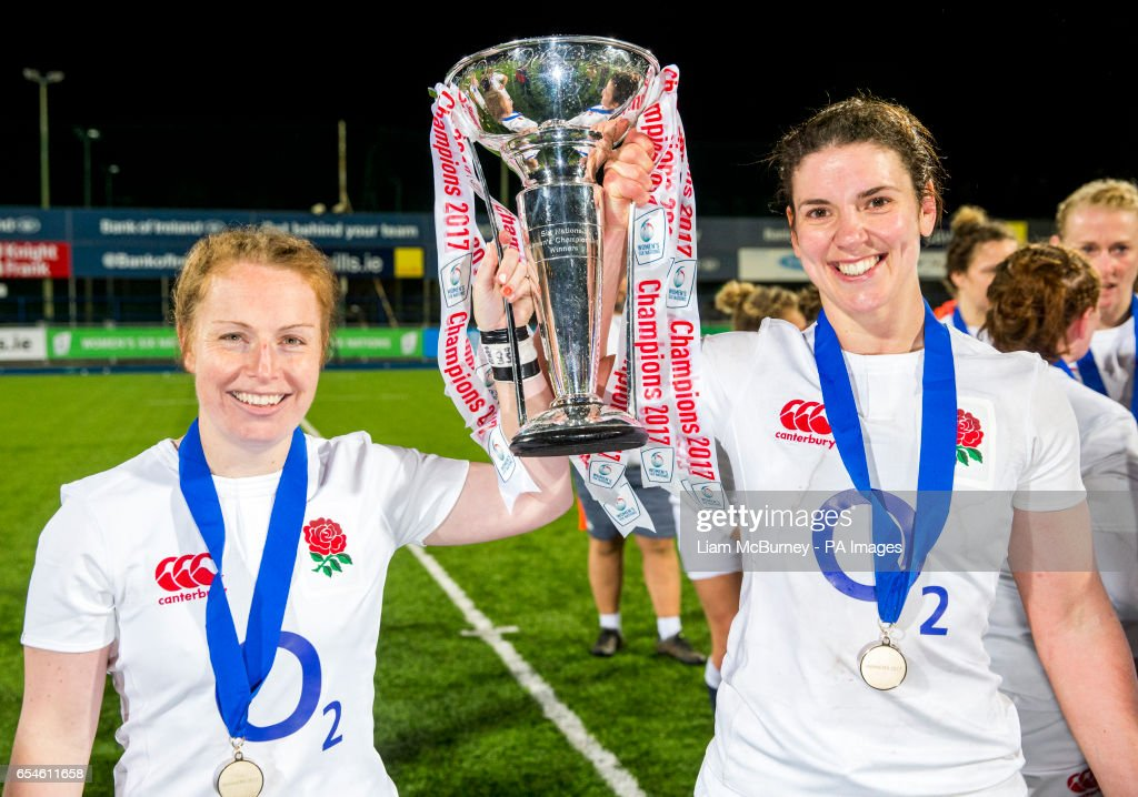 Ireland Women v England Women - Womens 6 Nations - Donnybrook Stadium : News Photo