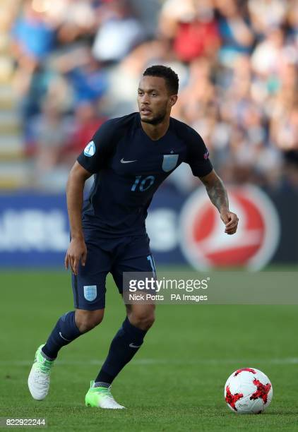 England's Lewis Baker