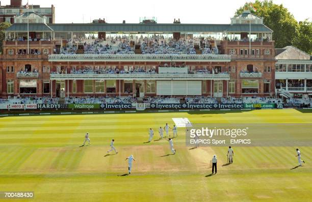 England's Liam Plunkett celebrates taking the wicket of India's Virat Kohli for 0 during day three of the second test at Lord's Cricket Ground London