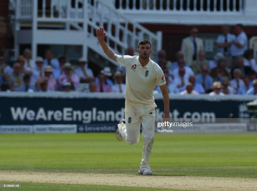 England v South Africa - Cricket : News Photo