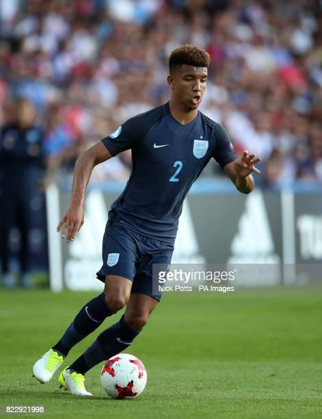 England's Mason Holgate
