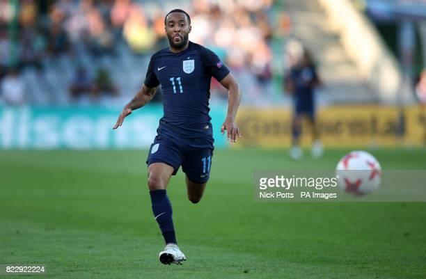 England's Nathan Redmond