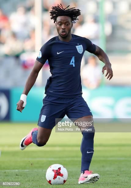 England's Nathaniel Chalobah