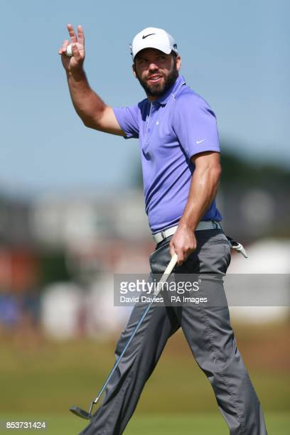 England's Paul Casey during day four of the 2014 Open Championship at Royal Liverpool Golf Club Hoylake