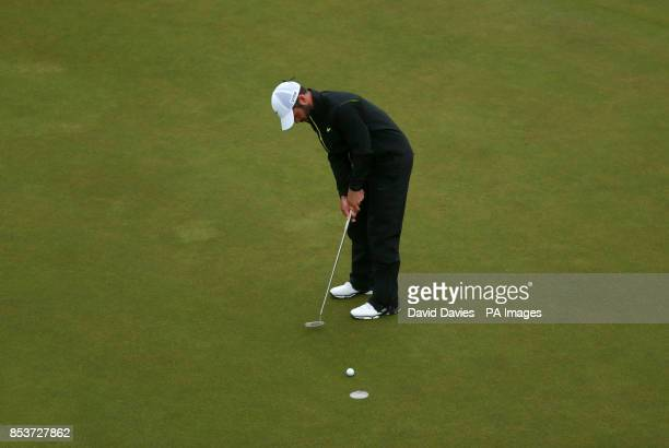 England's Paul Casey during day three of the 2014 Open Championship at Royal Liverpool Golf Club Hoylake