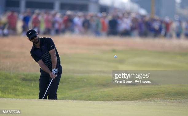 England's Paul Casey during day two of the 2014 Open Championship at Royal Liverpool Golf Club Hoylake
